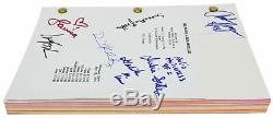 10 Things I Hate About You (7) Styles, Levitt, Union Signed Movie Script BAS
