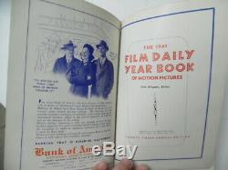 1941 Film Daily Year Book of Motion Pictures Grapes of Wrath Disney Fantasia