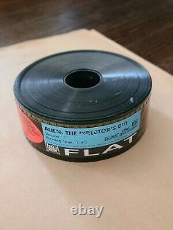 ALIEN 1979 movie press kit, VHS, script, & 35mm trailer RARE Authentic CBS FOX