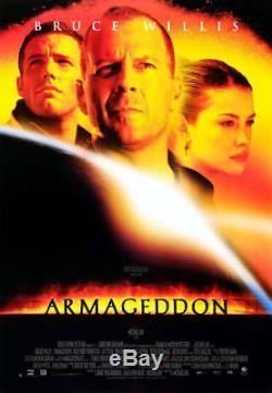 ARMAGEDDON / J. J. Abrams 1997 Movie Script, Asteroid the size of Texas, Sci Fi