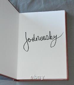 Alejandro Jodorowsky Signed Autograph Script Santa Sangre Holy Mountain Dune