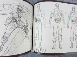 BERSERK Movie Art Book Character Original Illustration