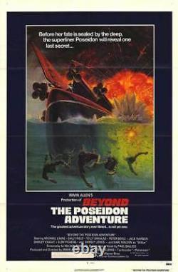Beyond the Poseidon Adventure / Nelson Gidding 1978 Movie Script Screenplay