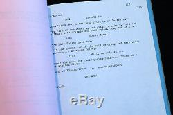 Bless This House Sid James UK 1972 Original Production Film Script Carry On