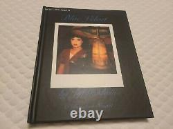 Blue Velvet 1986 Movie Continuity Polaroid Photo Hardcover Book. David Lynch
