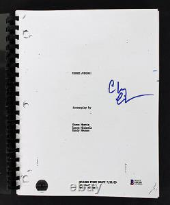 Chevy Chase Authentic Signed Three Amigos! Movie Script BAS Witnessed #I49303