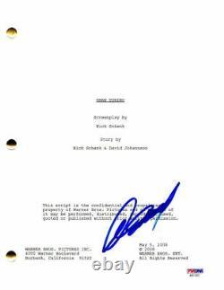 Clint Eastwood Signed Autograph Gran Torino Full Movie Script Stud, Legend
