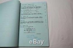 DOUBLE IMPACT / Sheldon Lettich 1990 Movie Script, Jean-Claude Van Damme