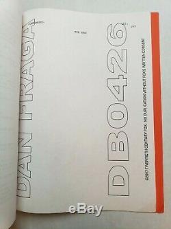 DRAGONBALL EVOLUTION / Ben Ramsey 2008 Screenplay, BOTTOM RATED MOVIE cult film