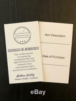Dan Aykroyd Signed Autograph Ghostbusters Full Movie Script Bill Murray