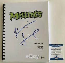Director Kevin Smith Autographed Mallrats Full Movie Script Signed Beckett COA