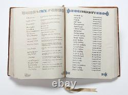 ELF hero SANTA screen used prop movie naughty & nice book. Will Ferrell Ed Asner