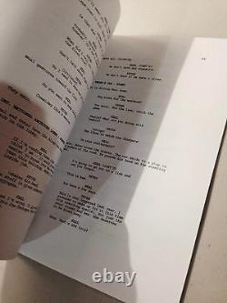 GFA Danny McBride & Judd Apatow PINEAPPLE EXPRESS Signed Movie Script COA