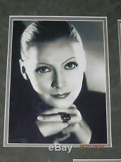 Greta Garbo Original 1927 Signed MGM Movie Contract. PSA/DNA Full letter coa