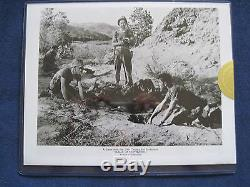 HALLS OF MONTEZUMA Original Script Actor MARTIN MILNER'S COPY WWII Film