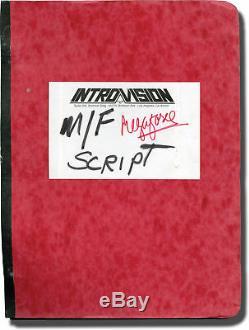 Hal Needham MEGAFORCE Original screenplay for the 1982 film 1981 #143031