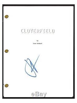JJ Abrams Signed Autographed CLOVERFIELD Full Movie Script Screenplay COA