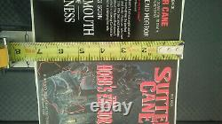 John Carpenter Halloween In The Mouth of Madness Book Cover Horror Movie Prop