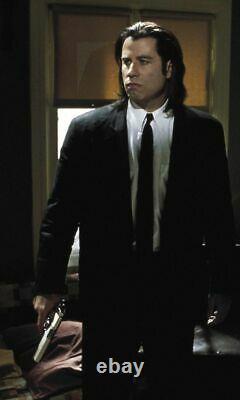 John Travolta Signed Pulp Fiction Full Movie Script (Beckett COA) Vincent Vega