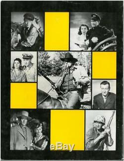 John Wayne Signed Autographed The Films of John Wayne Book PSA/DNA #AF01478