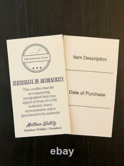 Kurt Russell Signed Autograph Escape From New York Movie Script John Carpenter
