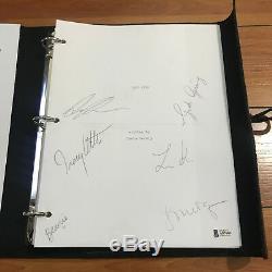 Lady Bird Signed Fyc Movie Script By 6 Cast Members Beckett Coa Saoirse Ronan