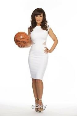 Lisa Ann Signed Personally Worn Used Dress in The Life Book Cover Movie BAS COA