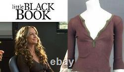 Little Black Book Holly Hunter Movie Screen Worn Wardrobe Shirt withStudio COA