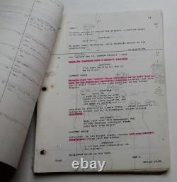 MANNEQUIN / Edward Rugoff 1986 Movie Script Screenplay, Andrew McCarthy
