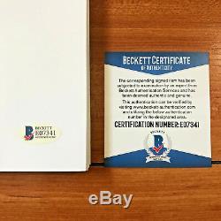 MARY ELIZABETH WINSTEAD SIGNED 10 CLOVERFIELD LANE MOVIE SCRIPT with BECKETT COA