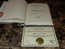 Macaulay Culkin Rare Signed Autographed Book Junior Home Alone Movie Star Actor