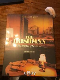 Martin Scorsese THE IRISHMAN The Making of the Movie Tom Shone Assouline book