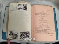 Movie Continuity Director Script, The Long Duel 1967, Yul Brynner, Trevor Howard