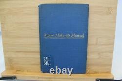 Movie Make-up Manual by H. B. Oldridge 1927 Cinema Theater History Vintage Book