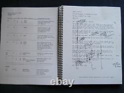 ORIGINAL SCRIPT for A SINGLE MAN Used in Editing the Film DIRECTED by TOM FORD