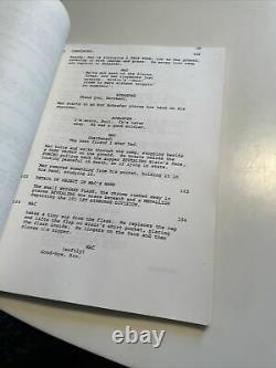Predator The Hunter Movie Script Arnold Schwarzenegger 1986 Aliens