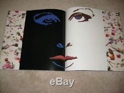Prince Purple Rain movie program Rare from 1984 Premier Official book