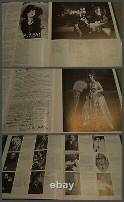 RARE ASTA NIELSEN HUGE ALBUM SILENT MOVIE STARS Book German Nielson