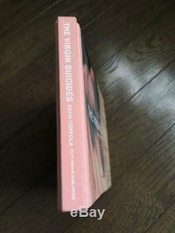 RARE THE VIRGIN SUICIDES Japan Movie PHOTO BOOK Sofia Coppola Corinne Day