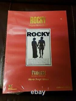 Rare 1994 Premiere Rocky Original Movie Script Stallone Boxing Creed