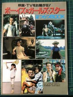 River Phoenix Hollywood Movie Screen Magazine Photo Book 1987 Rare From Japan X0