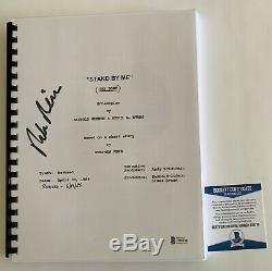 Rob Reiner Autographed Stand By Me Full Movie Script Signed Misery Beckett COA