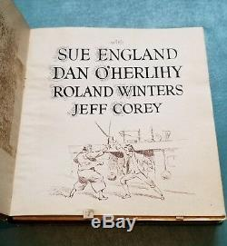 Robert Louis Stevenson's Kidnapped Roddy Mcdowall Movie Prop Book For Titles Wb