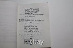 Rusty Cundieff / Tales from the Hood, 1994 Movie Script Screenplay, Horror Film