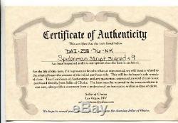 Spider-Man Signed Movie Script-2002-STAN LEE-TOBY MAGUIRE-KIRSTEN DUNST-RAIMI