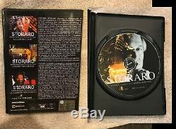 Storaro Writing with Light, Book Trilogy & DVD