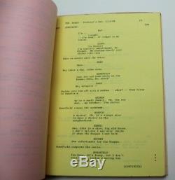 THE'BURBS / Dana Olsen 1988 Movie Script Screenplay, murderous Satanic cult