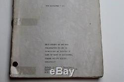 THE GODFATHER PART III / Alexander Jacobs 1978 Movie Script Screenplay Draft