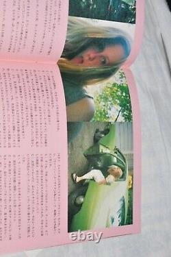 THE VIRGIN SUICIDES Sofia Coppola JAPAN MOVIE PROGRAM BOOK used From Japan