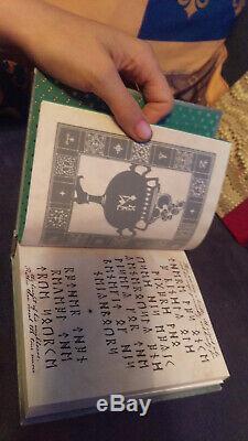 Tales of Beedle the Bard Harry Potter Film Replica Alarm Eighteen book